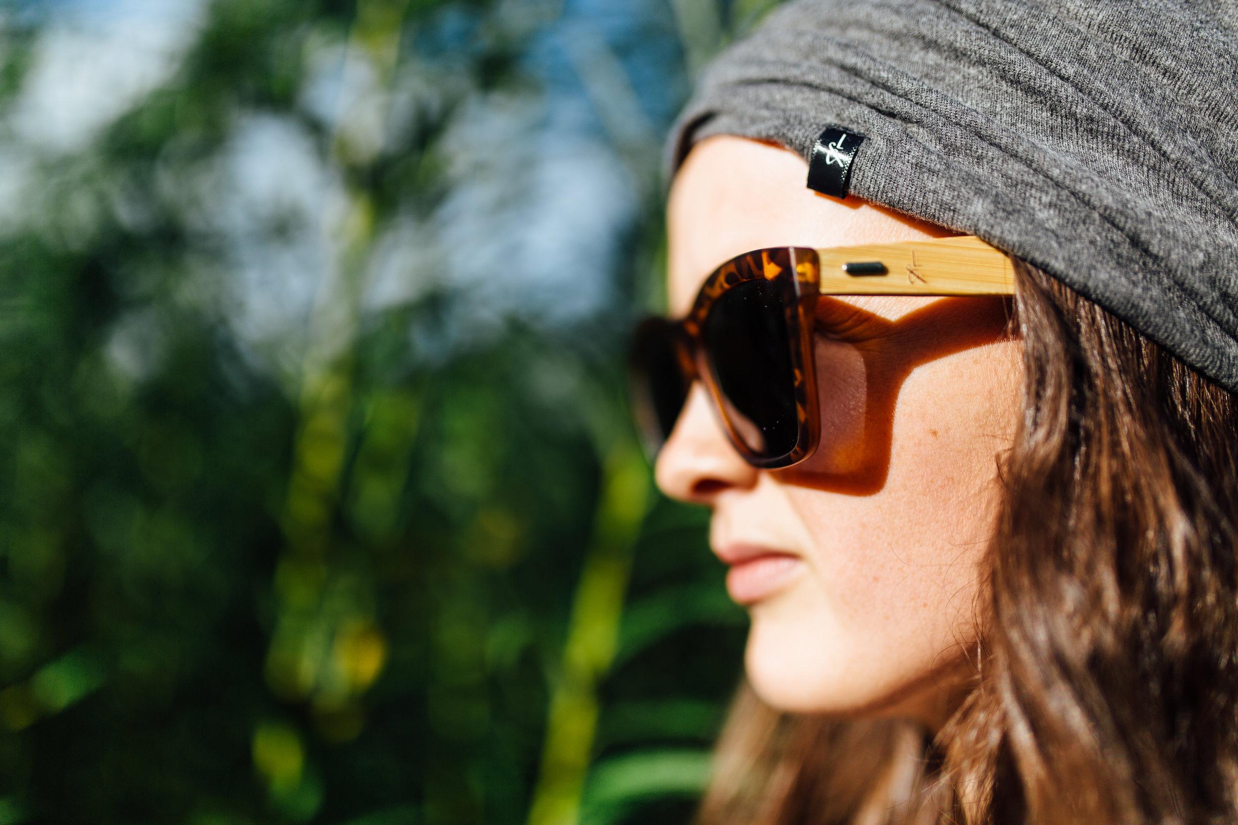 HENNING Tortoise shell Sunglasses