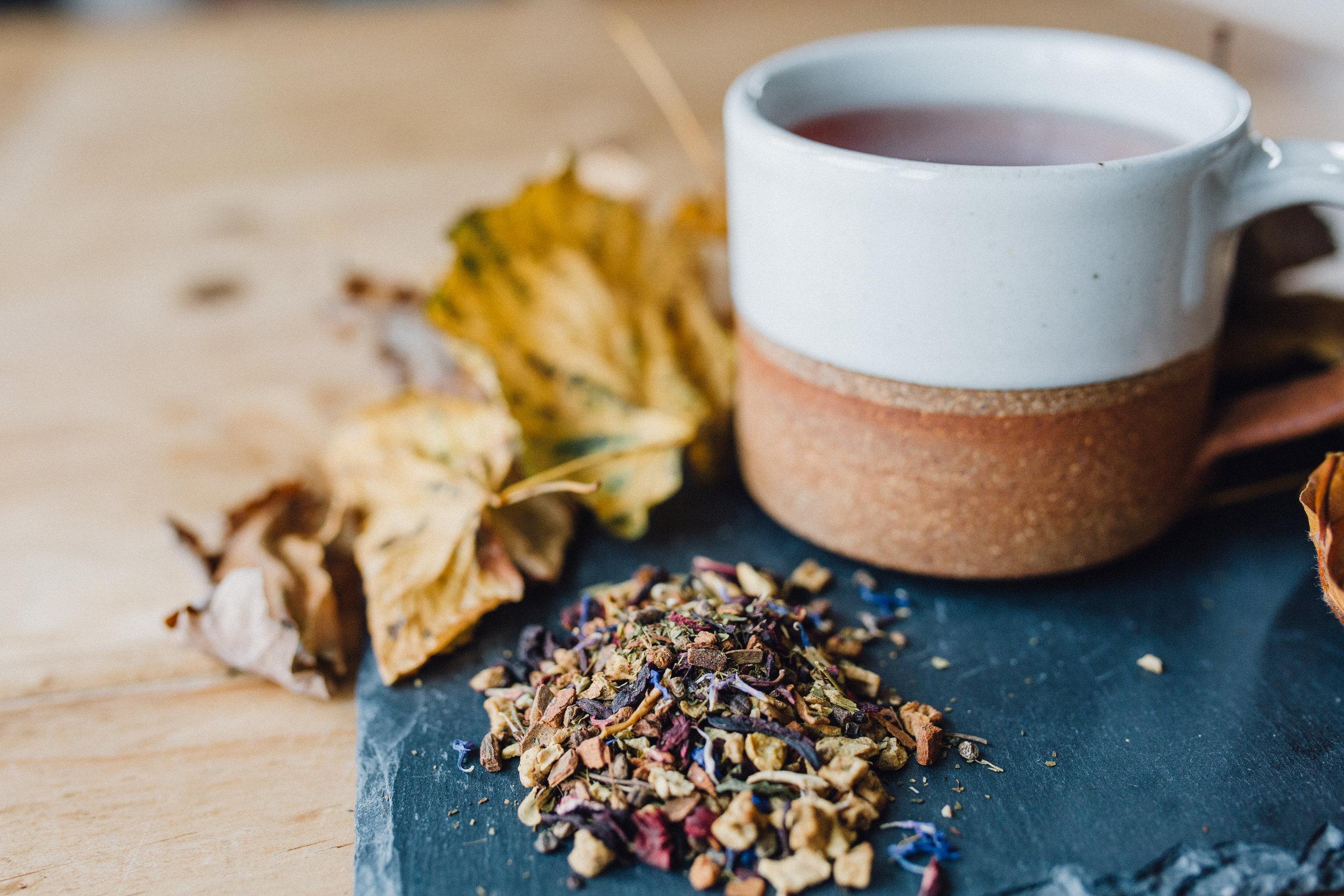 spiced apple tea 1