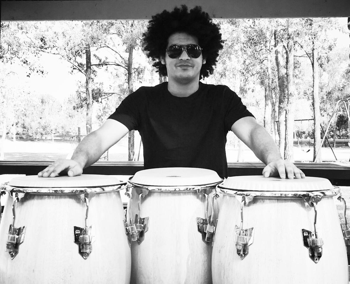 LUIS BASULTO - GENRES: Afro-Latin / Funk / Soul / Flamenco