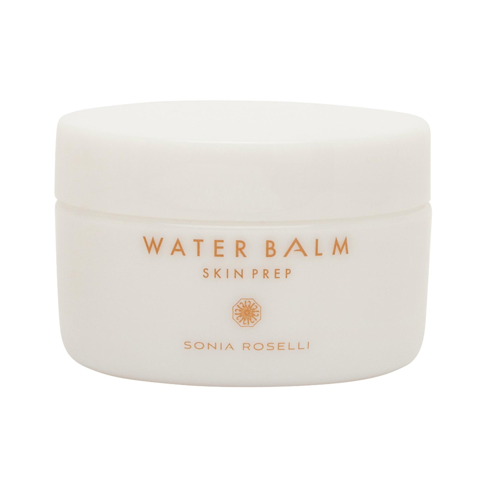 kim baker beauty blogger skincare sonia rosellie beauty water balm moisturizer skin prep