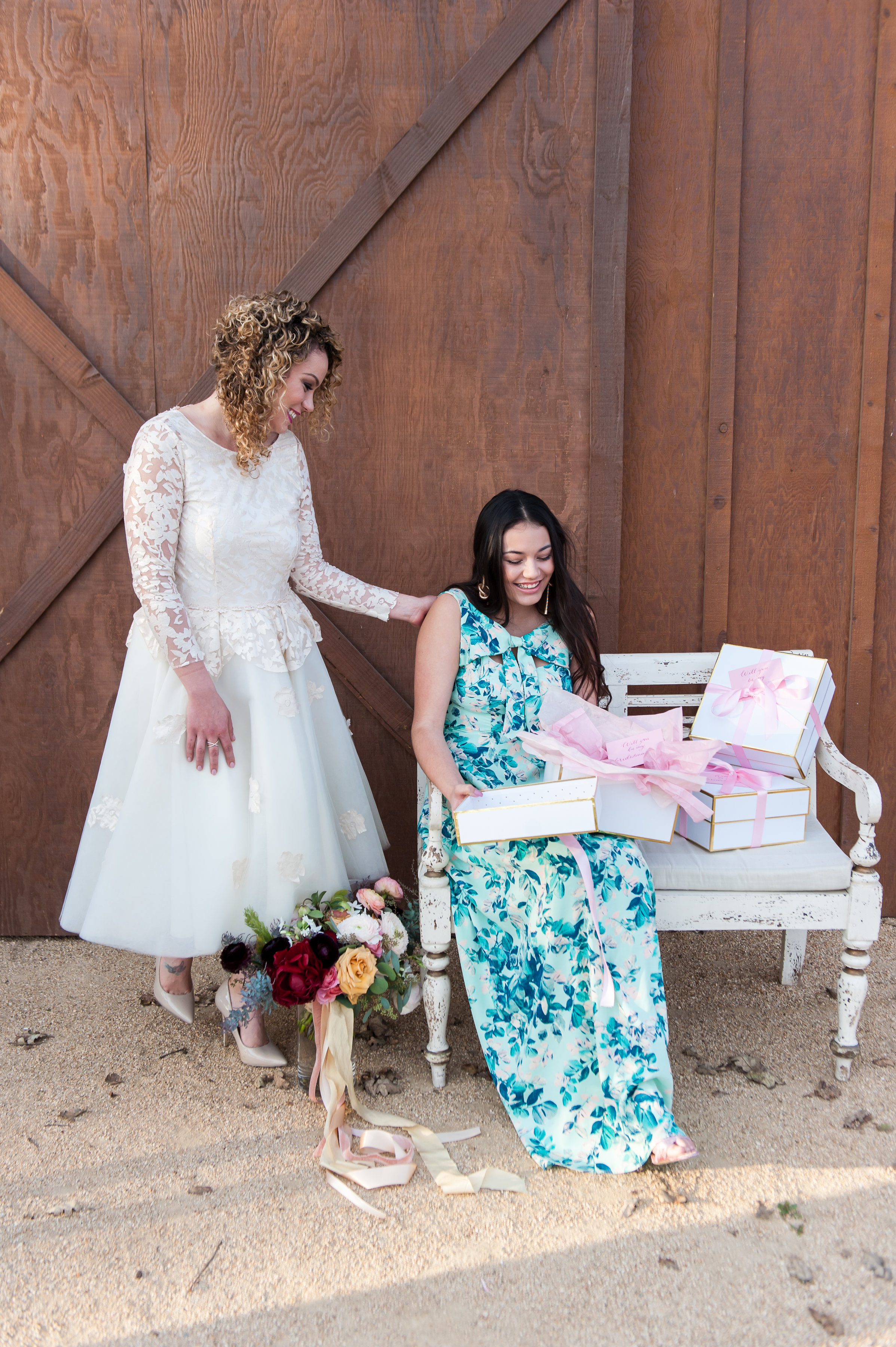 kim baker beauty luxury lifestyle and bridal makeup artist san jose bay area california tea party bridal shower styled shoot dancing with her blog jen vazquez photography