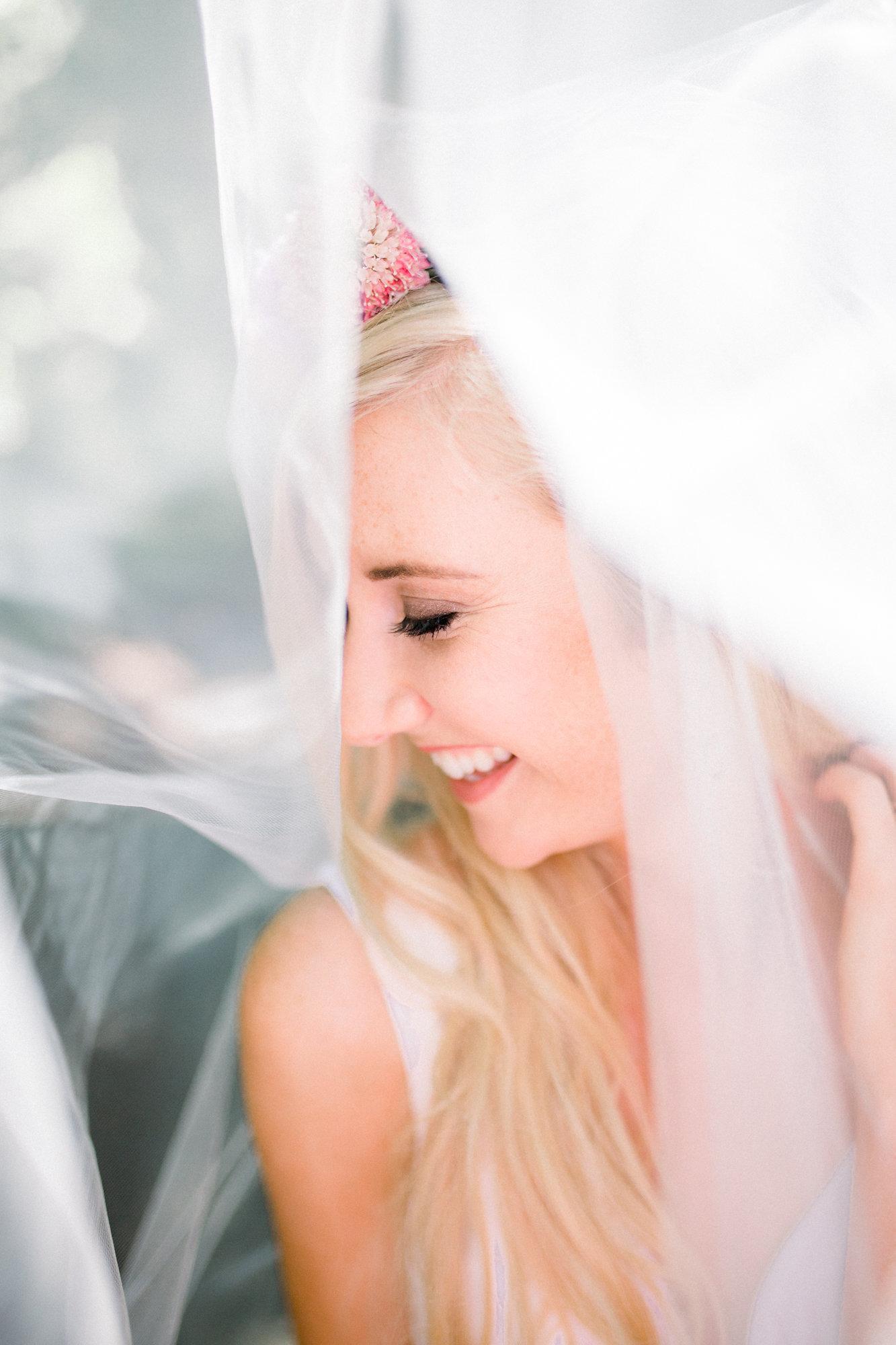 kim baker beauty luxury lifestyle and bridal makeup artist san jose bay area california onsite traveling camp harmon wedding style photoshoot amber dejoy photography bride veil