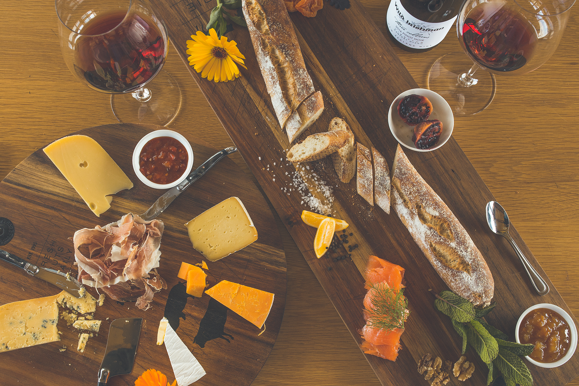 Food & Wine - Learn More