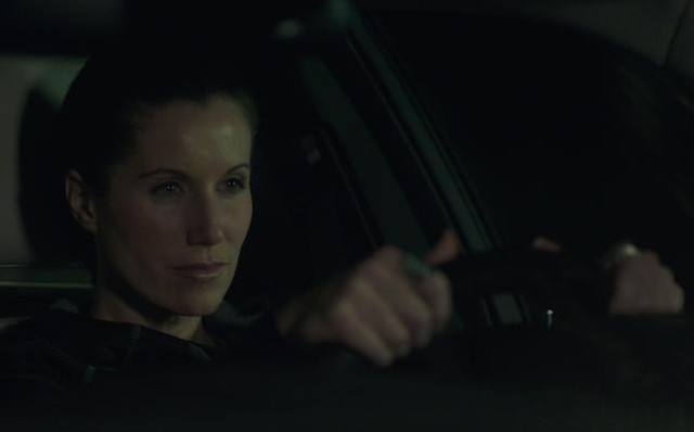 Gayle's heading into the weekend on a mission. Have you seen @abovegroundmovie yet?  Stream it now on @showtime  #watchout #womanonamission #strongwomen  #power #indiefilm #featurefilm #drive #strength