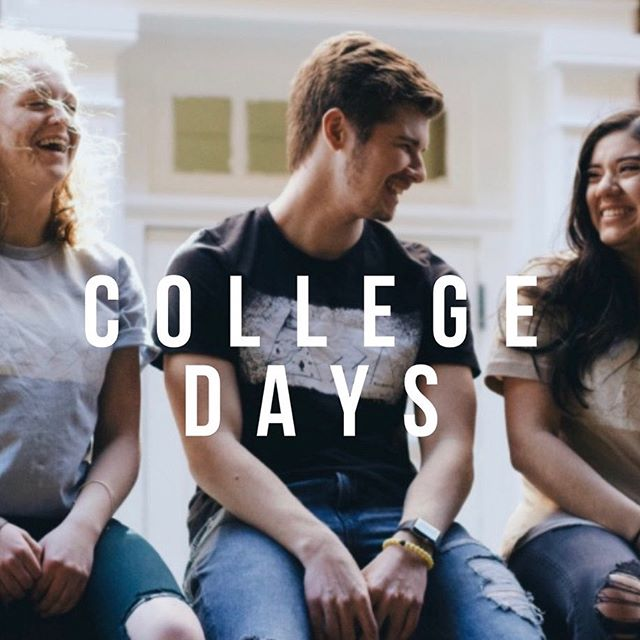 C O L L E G E  D A Y S - - - College Days '19 is here! November 20th - 21st. Click the link in bio NOW to register! #saguvalor