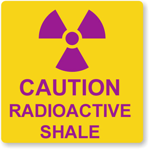 """""""THE GIFT THAT KEEPS ON GIVING""""   Radium 226 is water-soluble and radioactive, with a half-life of 1,600 years."""