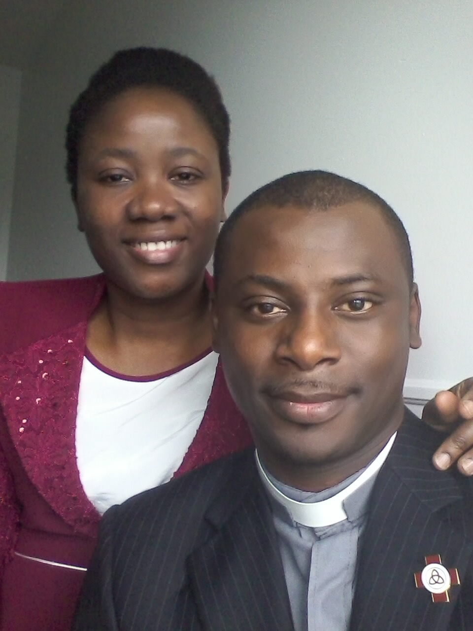 The Rector and Wife  Contact