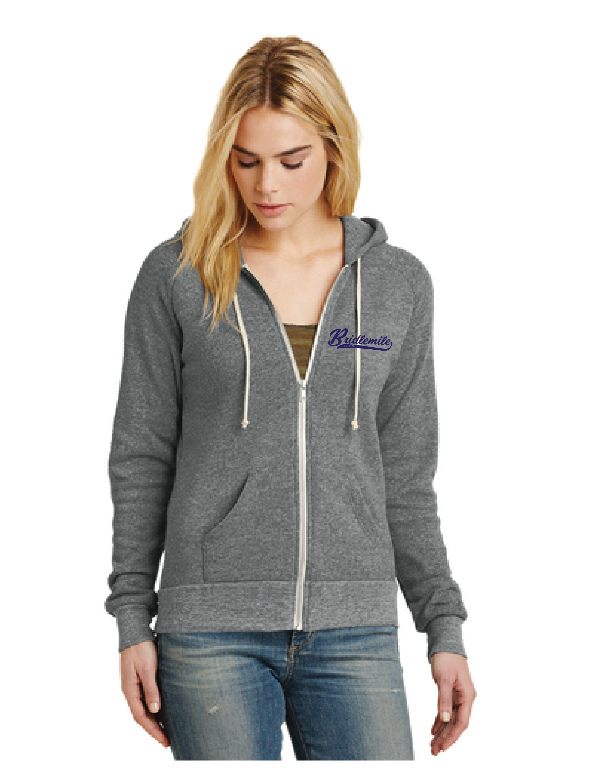 Bridlemile 60th Anniversary Designs_60th Embroidered Zip womens.png