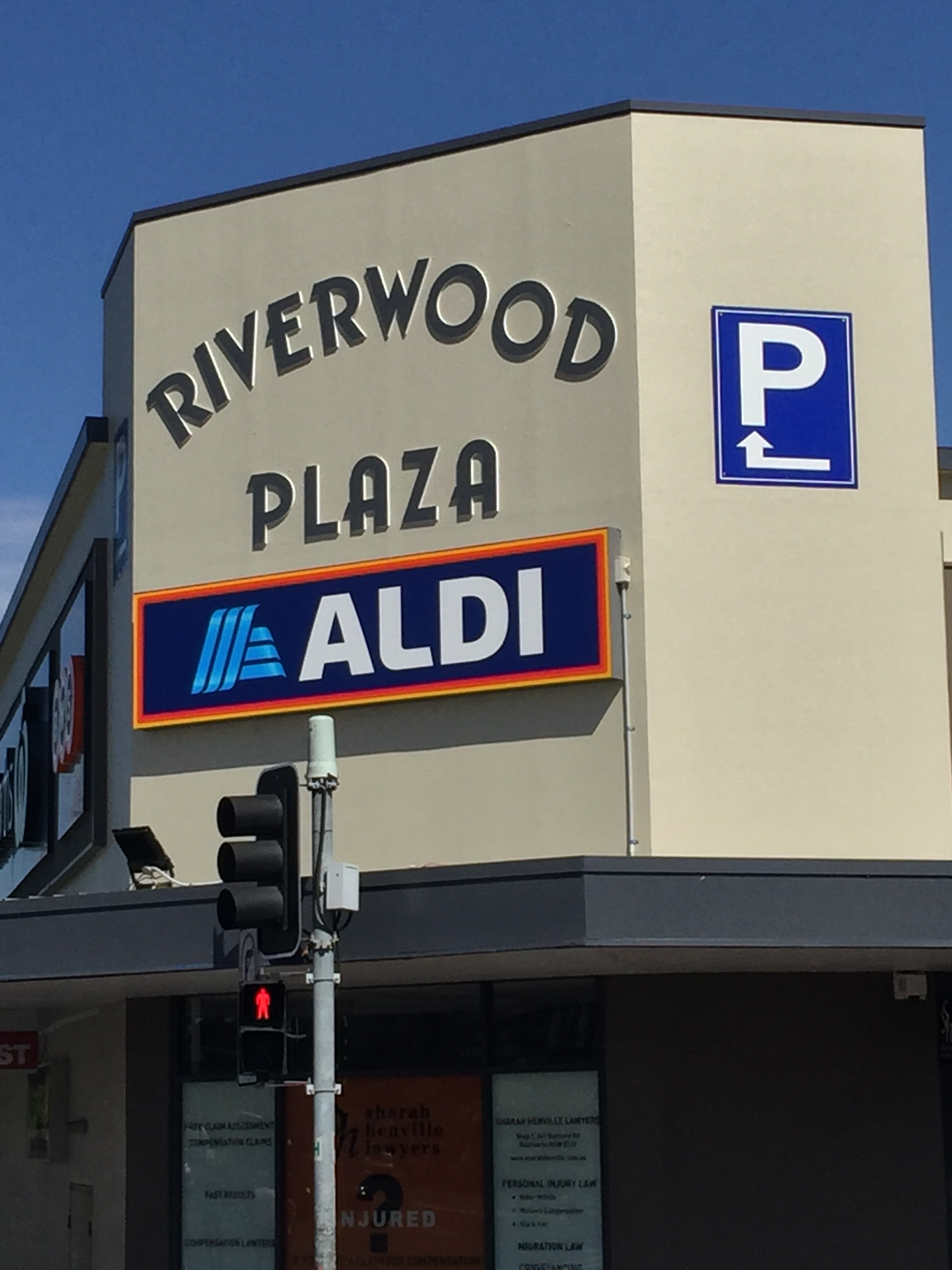 Riverwood Plaza Shopping Centre Street view
