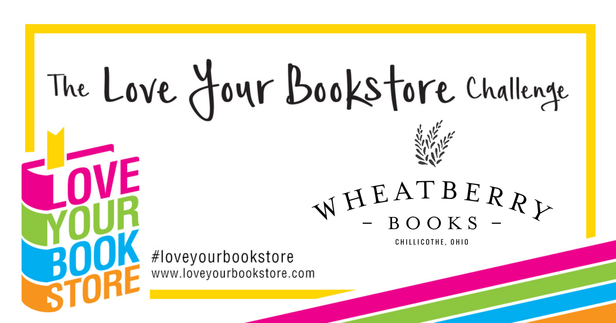 Love Your Book Store - WB