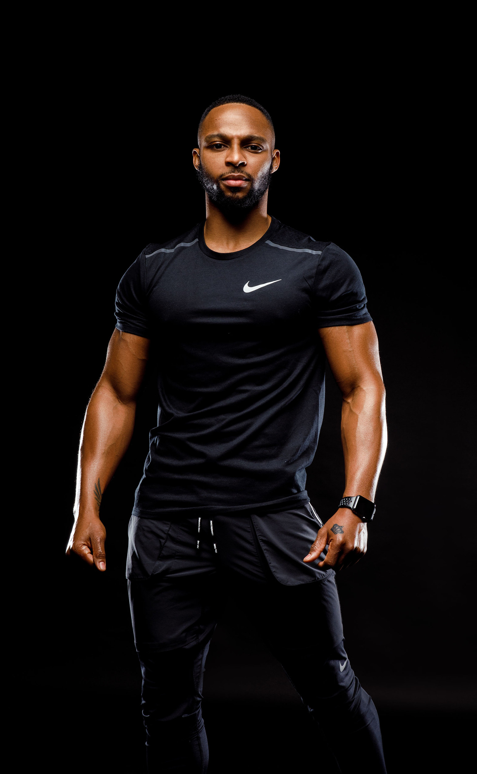 Ricky A. Dortch Jr. - Ricky Dortch is a NFPT certified personal trainer and nutrition specialist, which means he has been trained by a nationally accredited institution to guide individuals on their path to a healthier lifestyle. Ricky understands that no two bodies are alike and will work with you to get fit at the right pace.