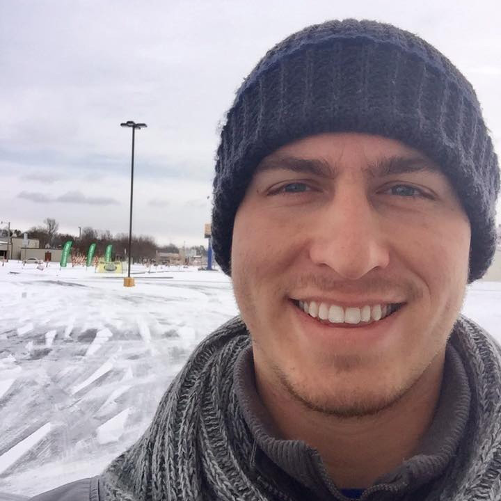 """""""This program helped me get through my social work degree, and allowed me to have minimal debt. Once I graduate, I can pay it forward by serving the community."""" - Connor"""