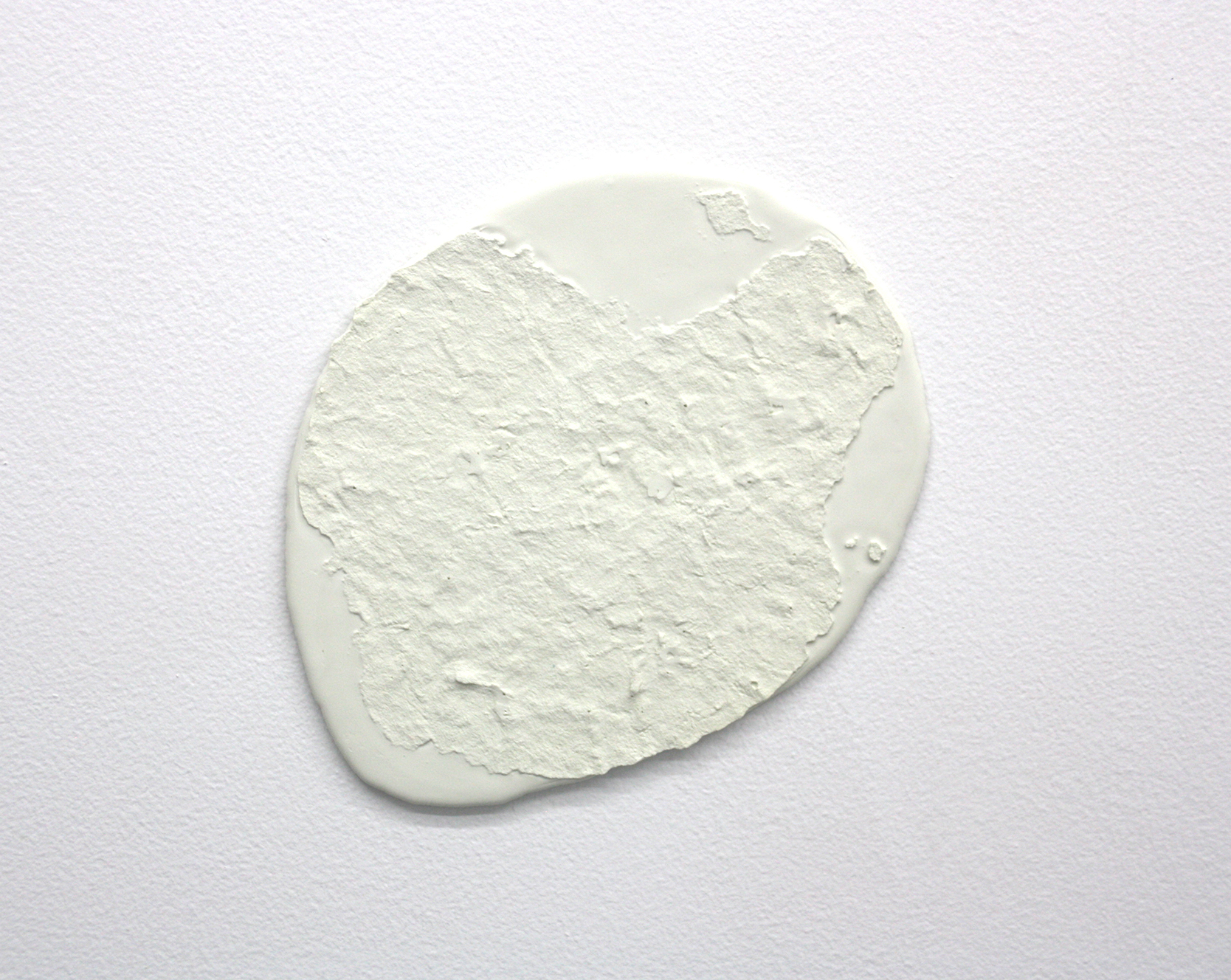 Madeleine Thornton-Smith, 'Limit', 2018, slip cast recycled paper, ceramic stain..jpg