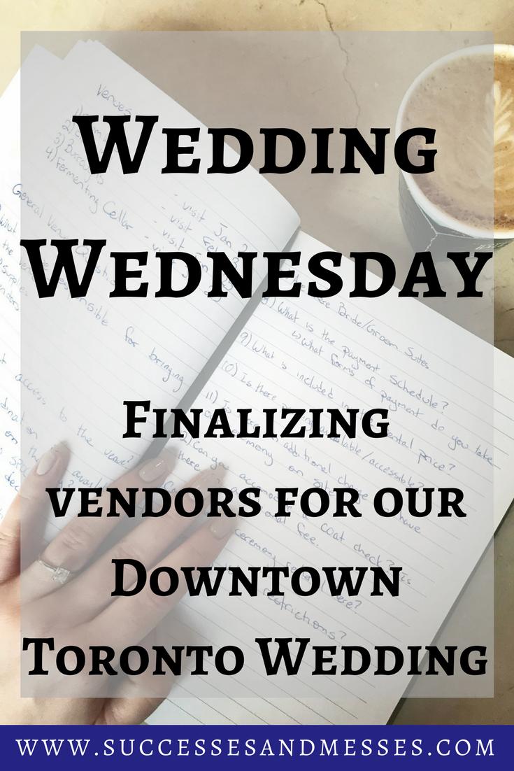 Wedding Wednesday_ Toronto Area Vendors