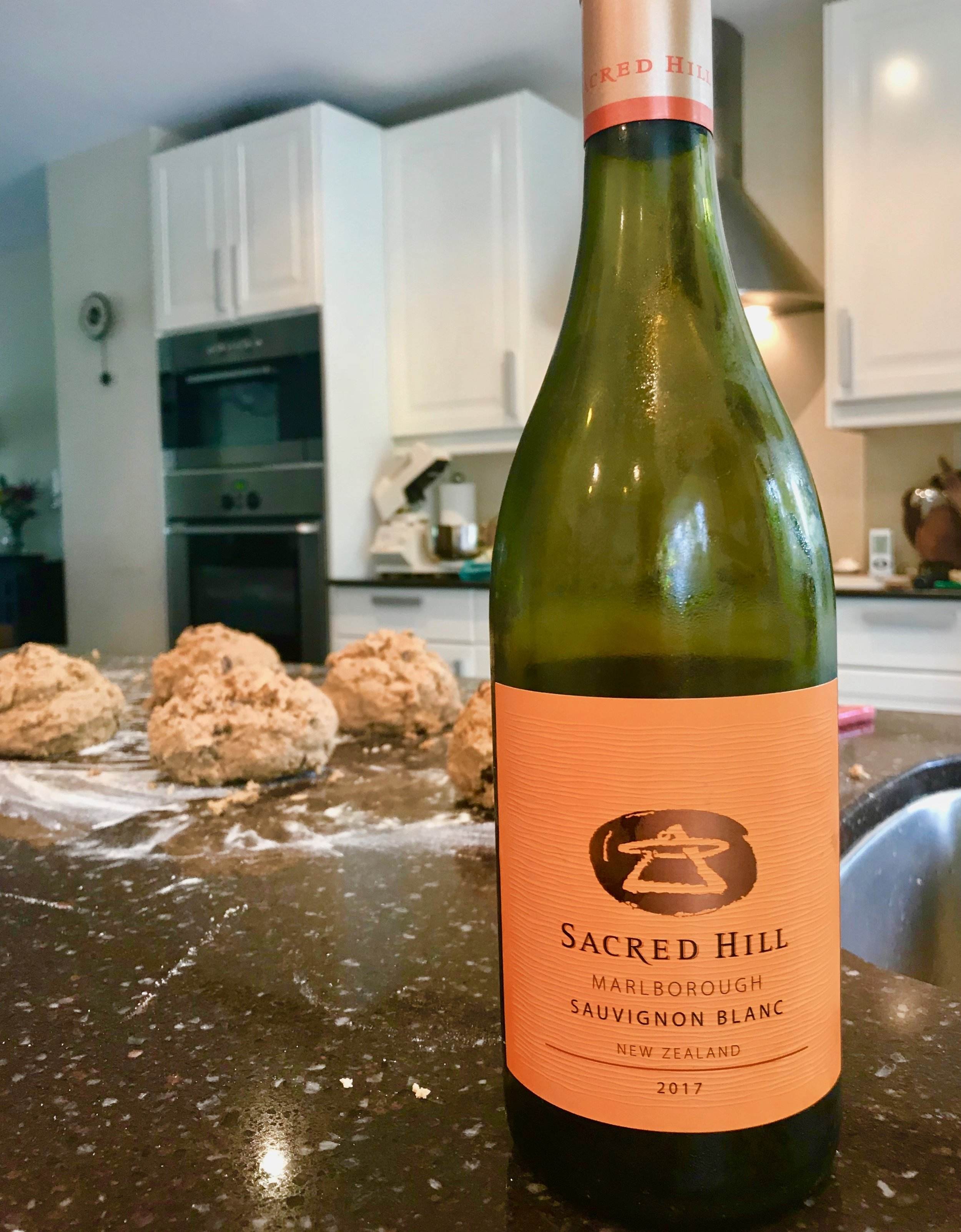 Sacred Hill Sauvignon Blanc - New Zealand White Wine