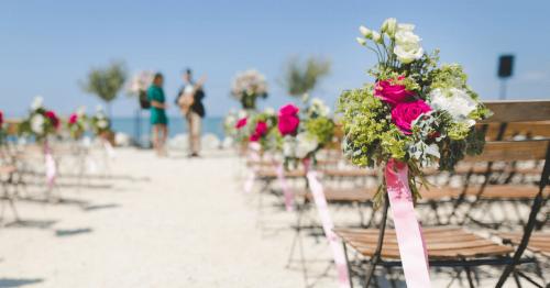 Beach Theme Wedding Ceremony.png