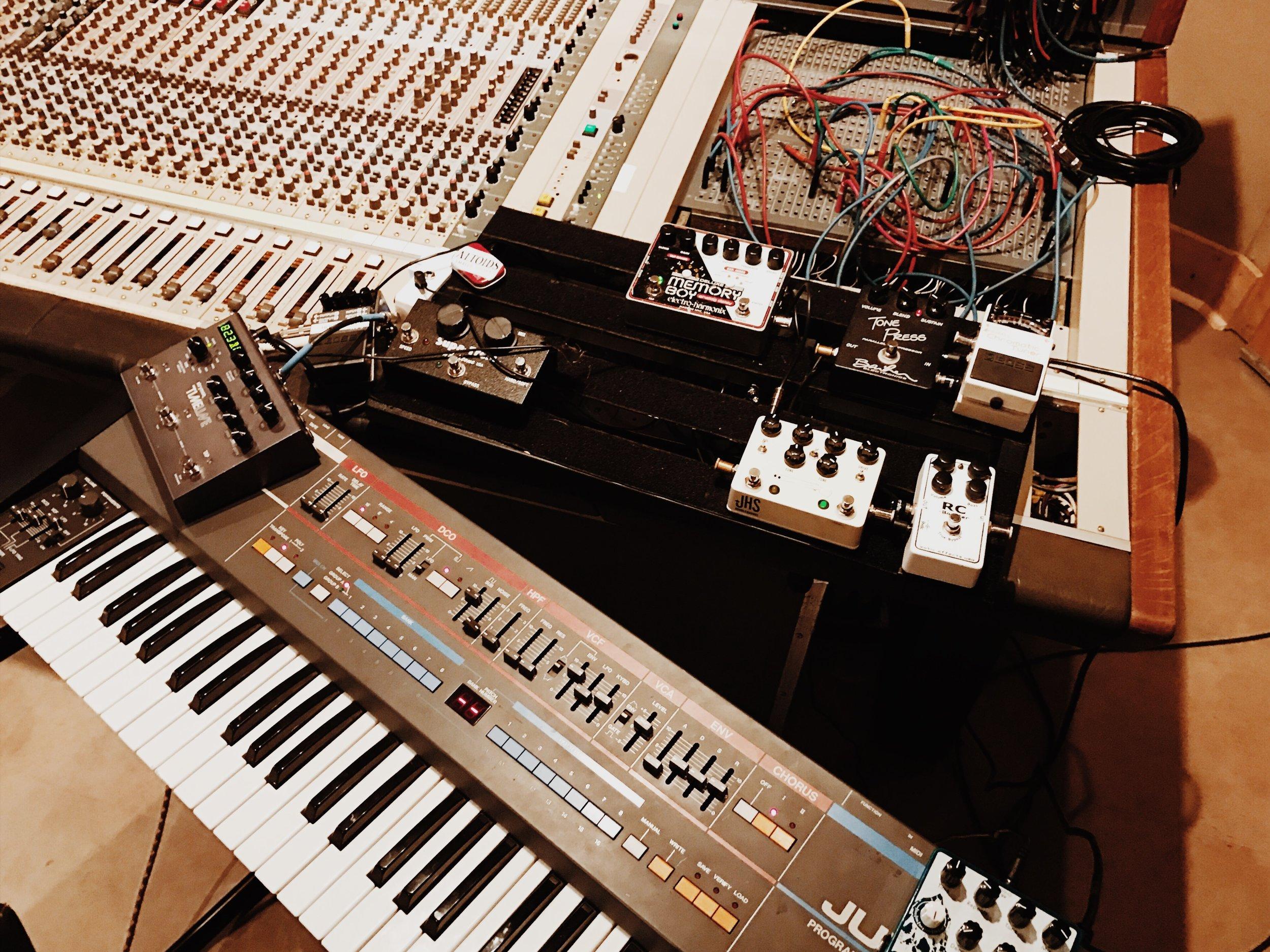 Vintage Rolan Juno