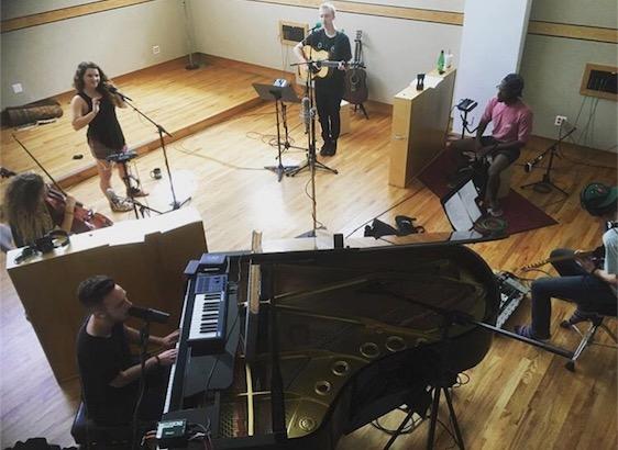 Rehearsal at 1093