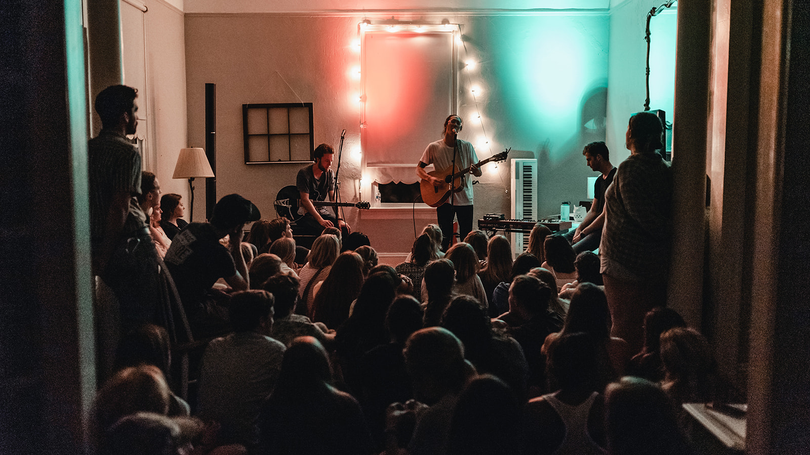 House Show in Milledgeville. (photo by @brookshnsn)
