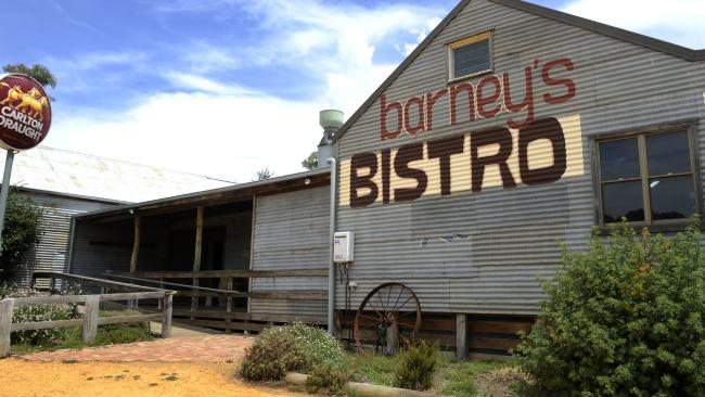 Barney's bistro