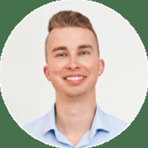 Gabriel Mecklenburg  COO / Co-founder MA, MSc, MPhil