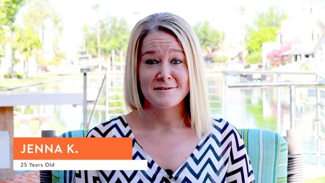 Jenna's Hinge Health Member Experience
