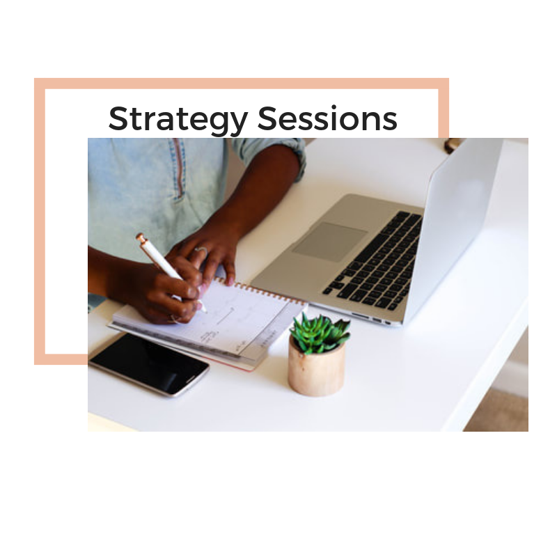 Strategy Session $199 - The strategy sessions are 60-90 minute calls that will address your nutritional goals, self-care practices, cycle insights and more to optimize your fertility. I will customize a conception plan to maximum your results.