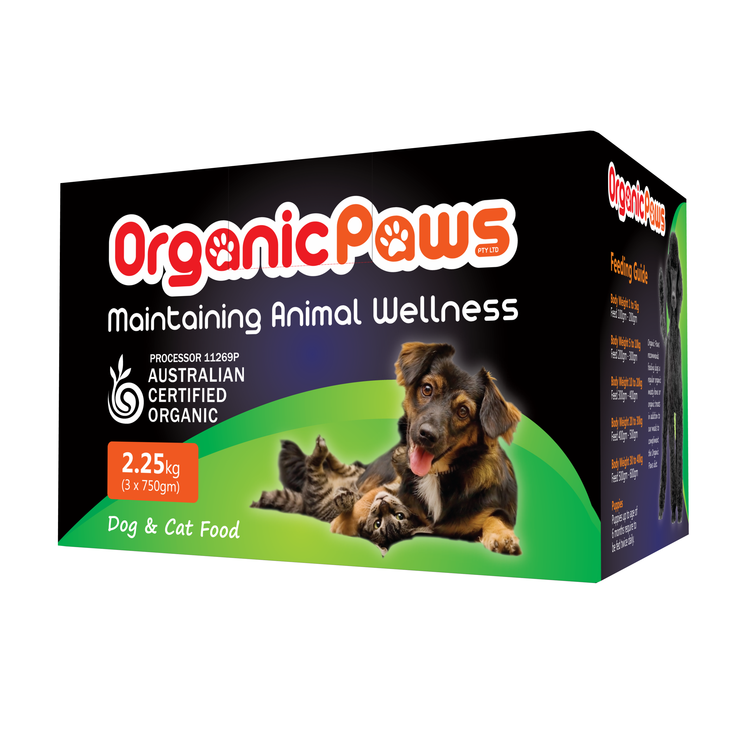 ORGANIC PAWS 3D Box Design 25Jan11-Front-Left Aug11.png