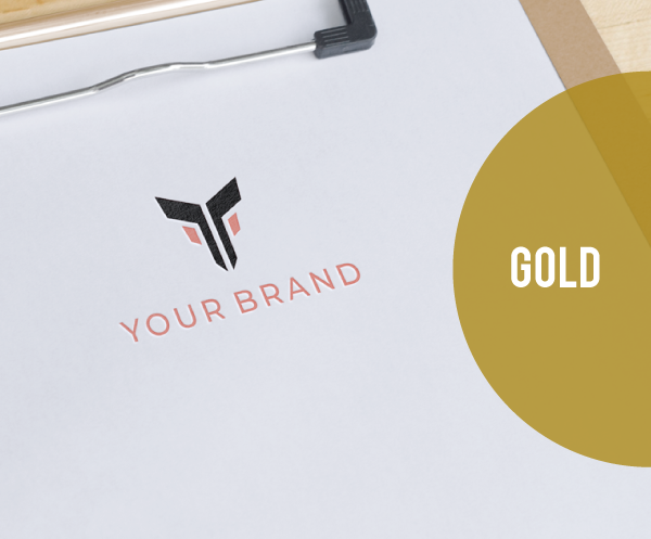 Gold Branding Package $997.00AUD