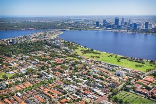 South Perth Precinct Parking - WA