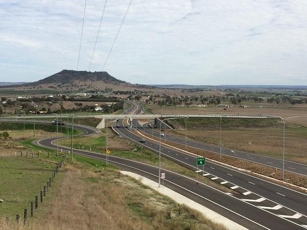 Warrego Highway - QLD