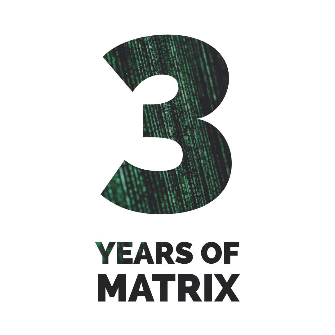 Matrix 3 Years