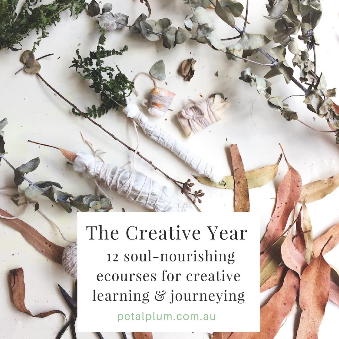 The Creative Year: $245AU -