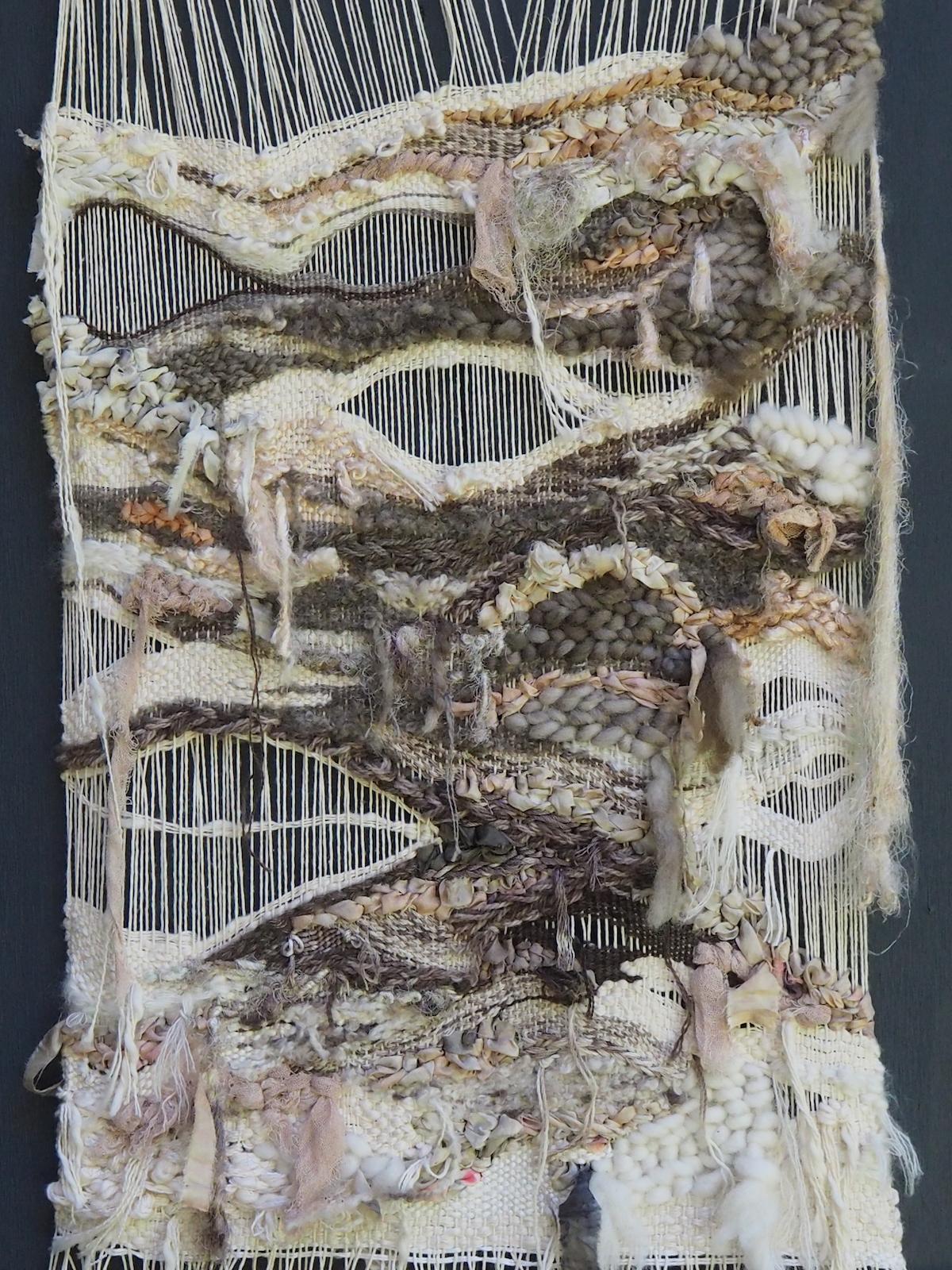 Ellie Beck Petalplum Weaving detail Deep Inside Her.JPG