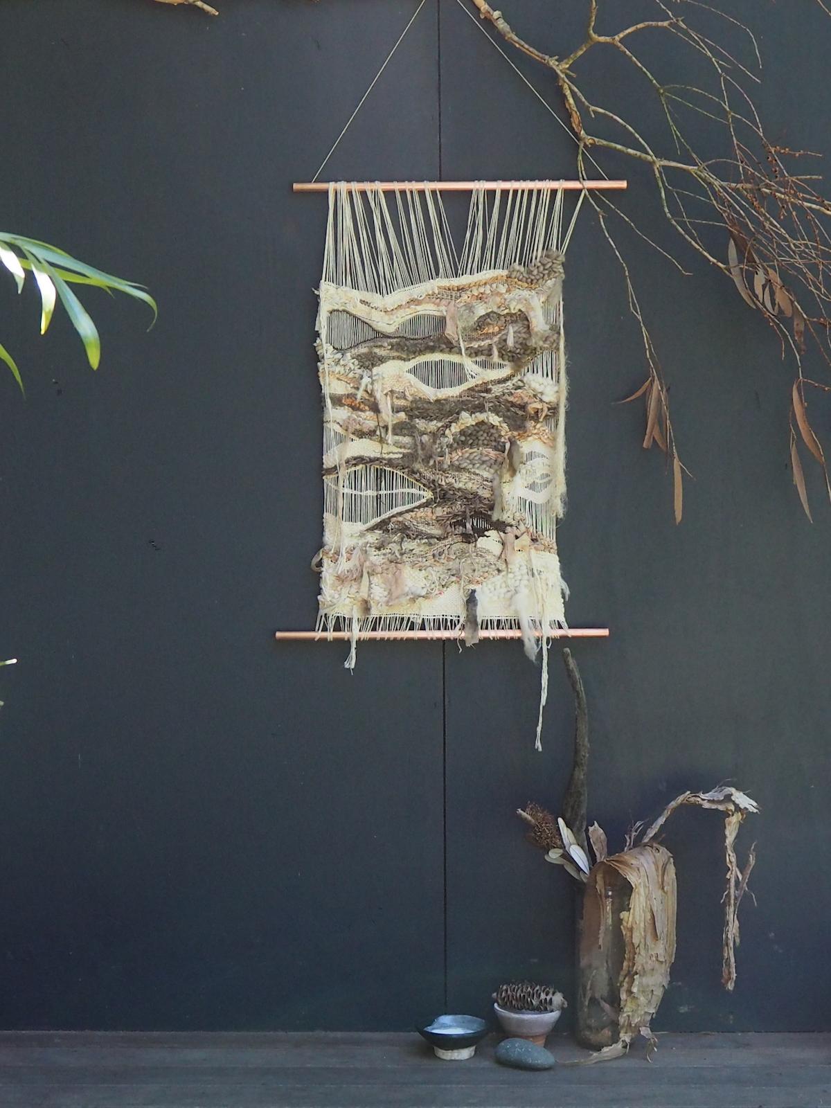 Ellie Beck Weaving - Deep Inside Her- Blog post Seasons of our Creative Lives.JPG