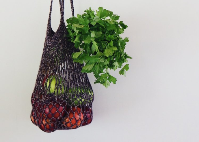 Crochet String Bag