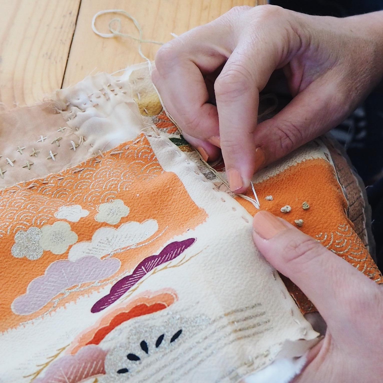 Slow Mindful Stitching: FREE -