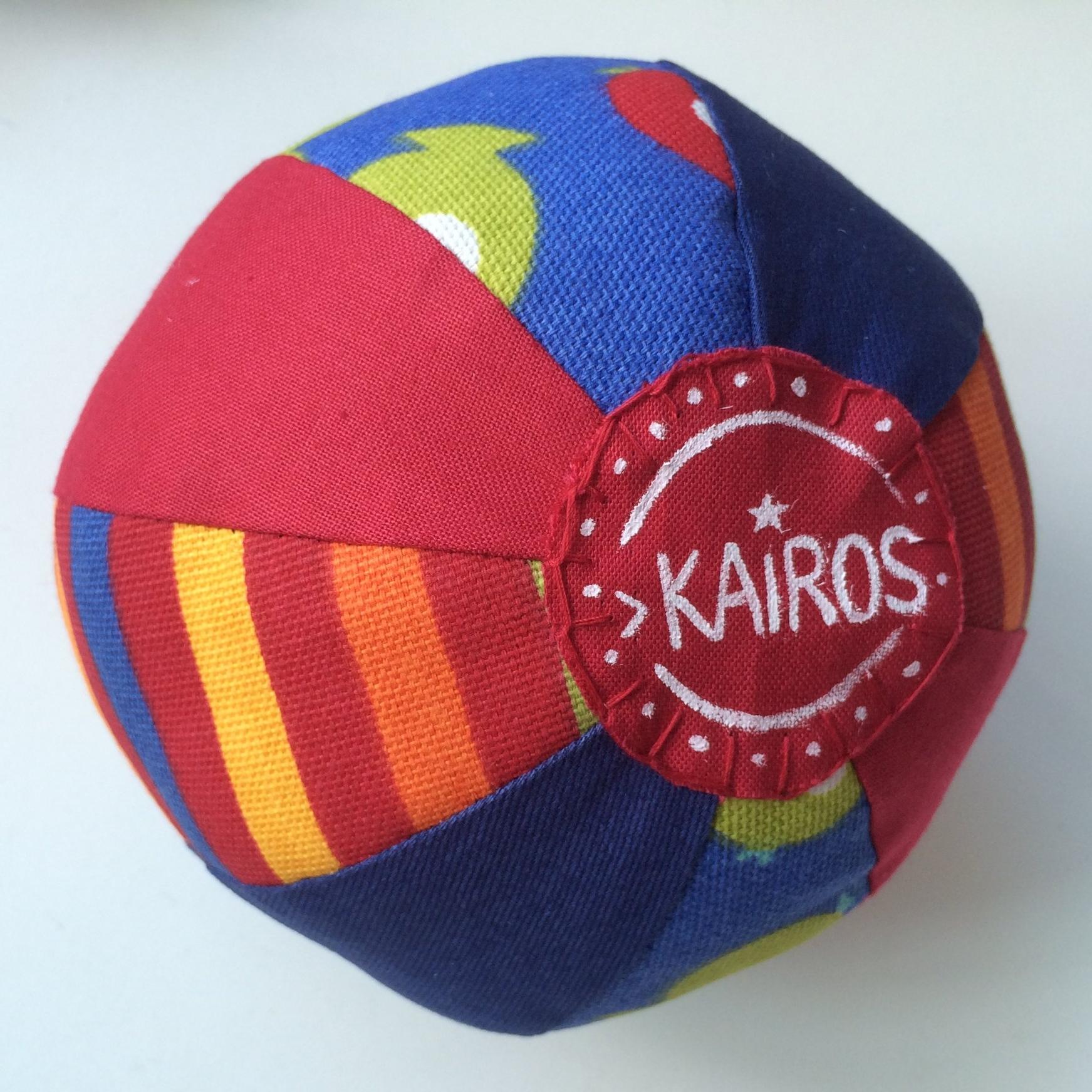 Fabric ball -