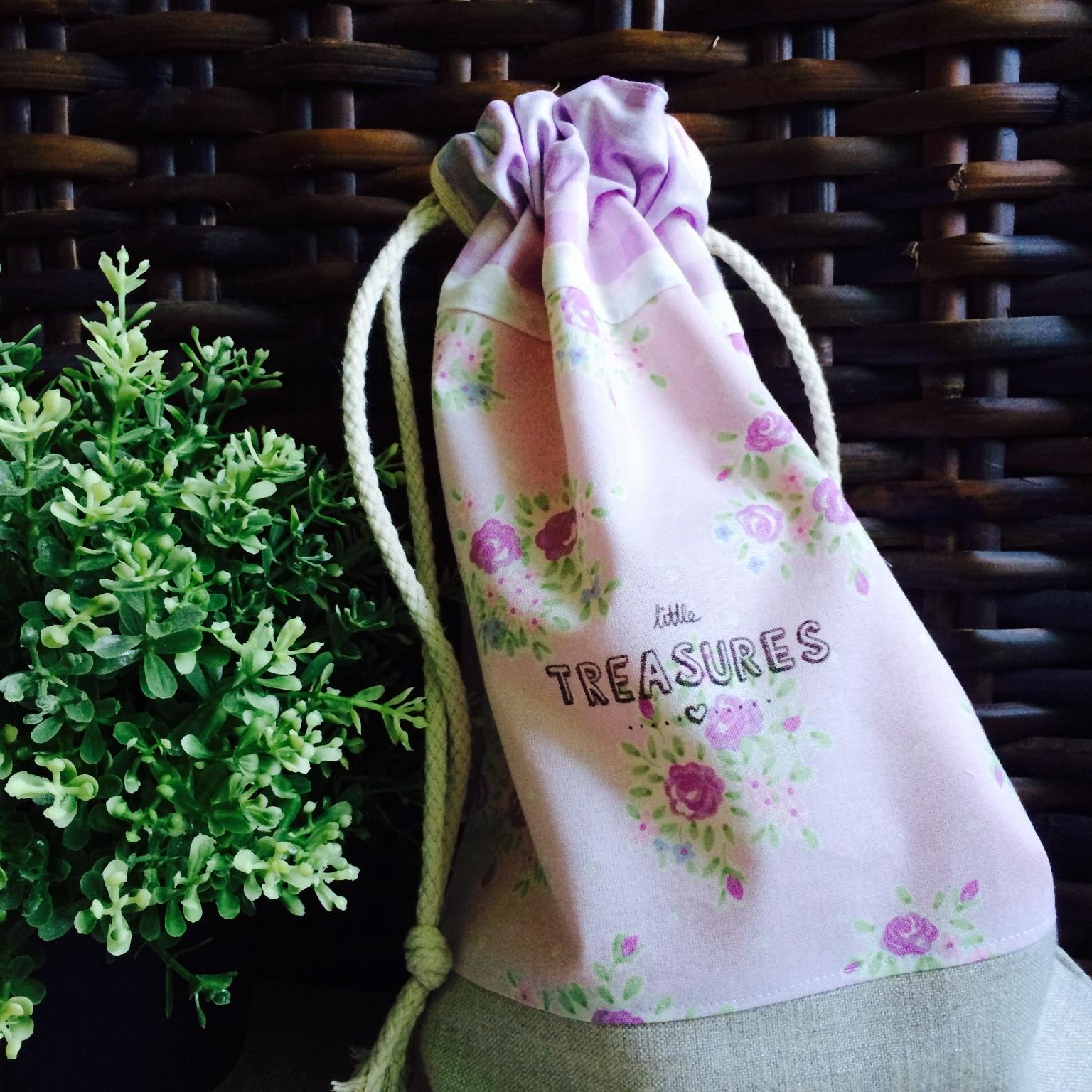Drawsrring bag -