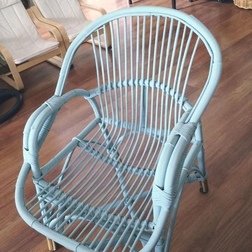 my grandma's chair -