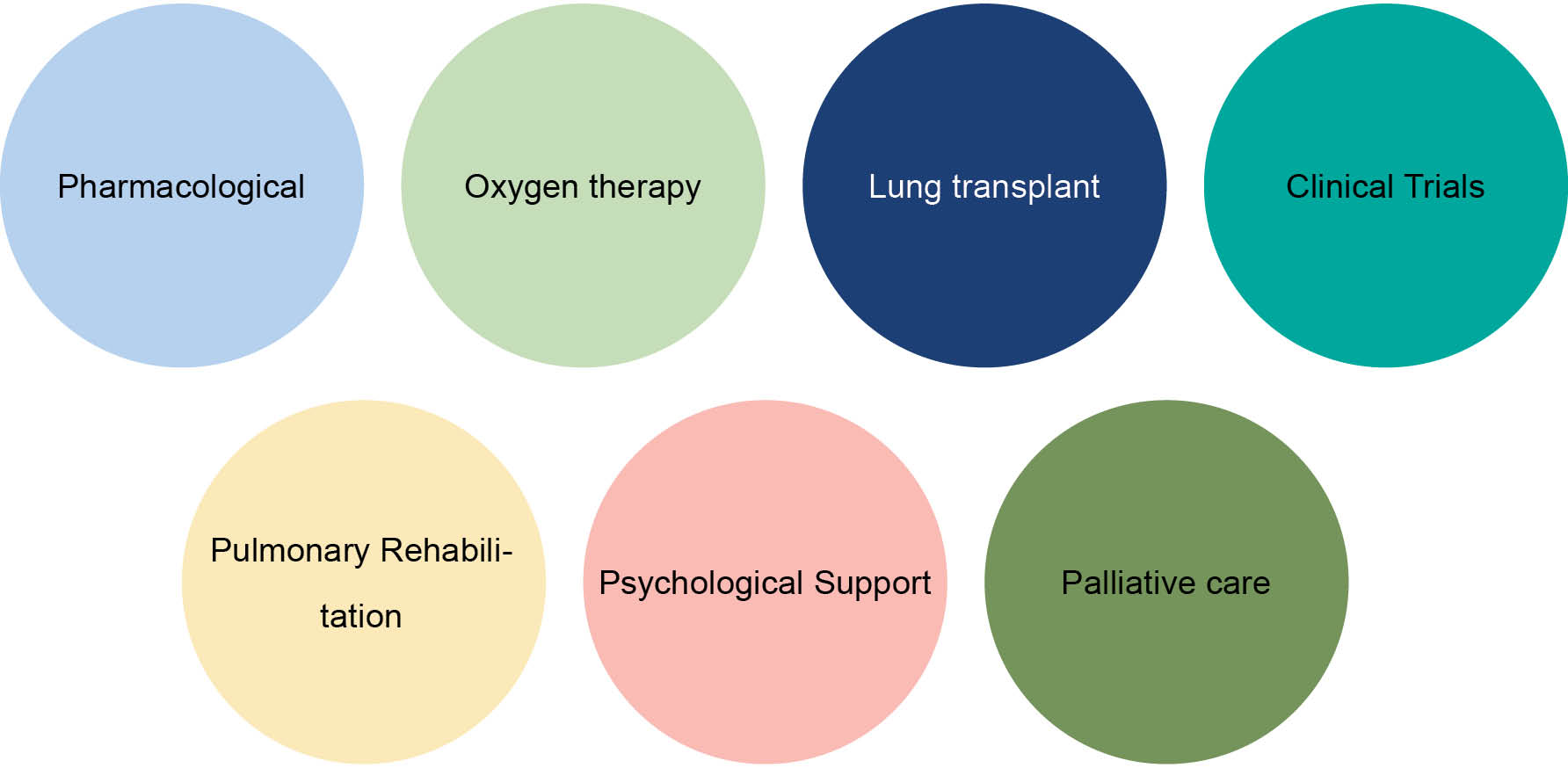 Figure 10: IPF management (adapted from: ¹)