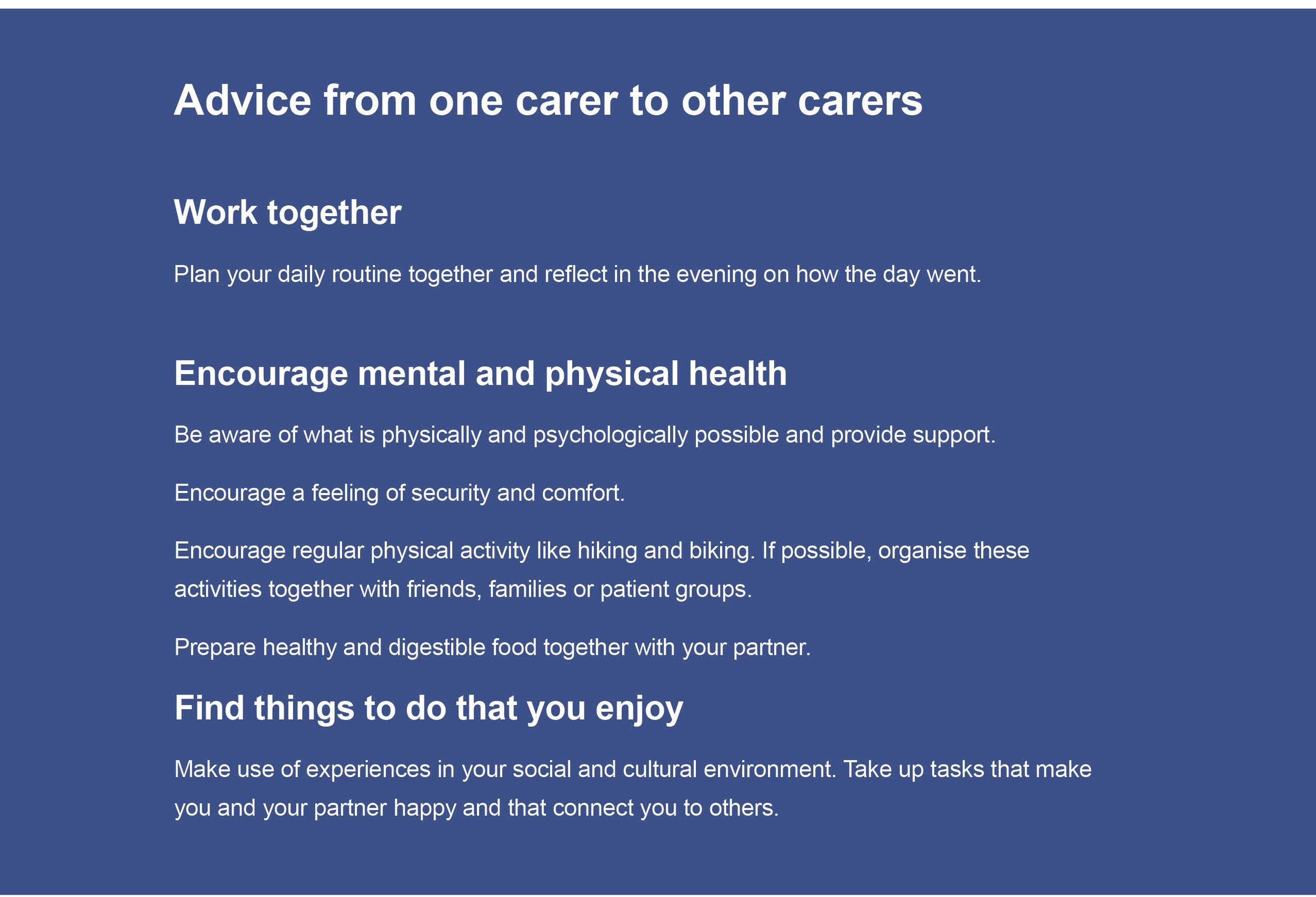 Advice from one carer to other carers.jpg