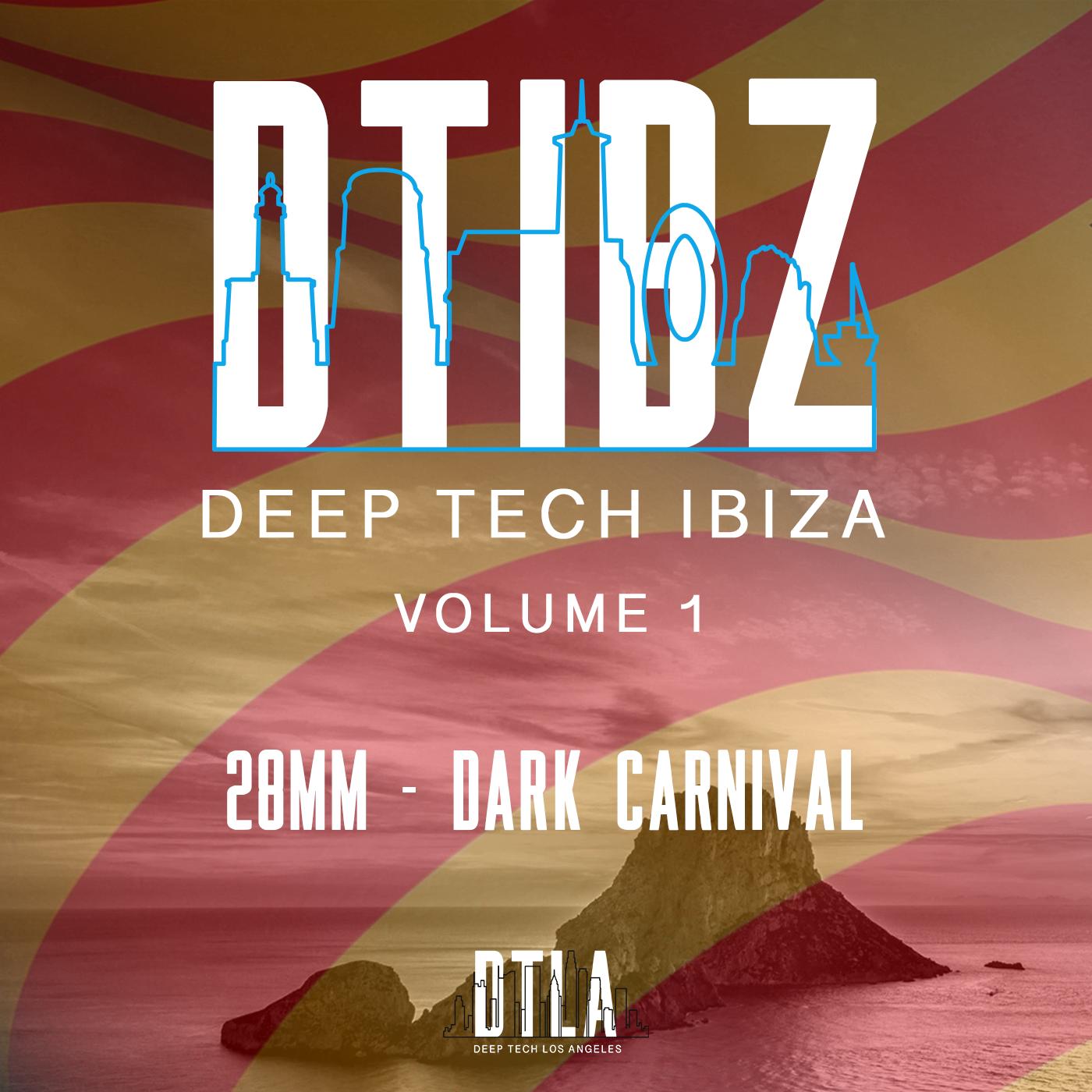 Deep Tech LA - Dark Carnival