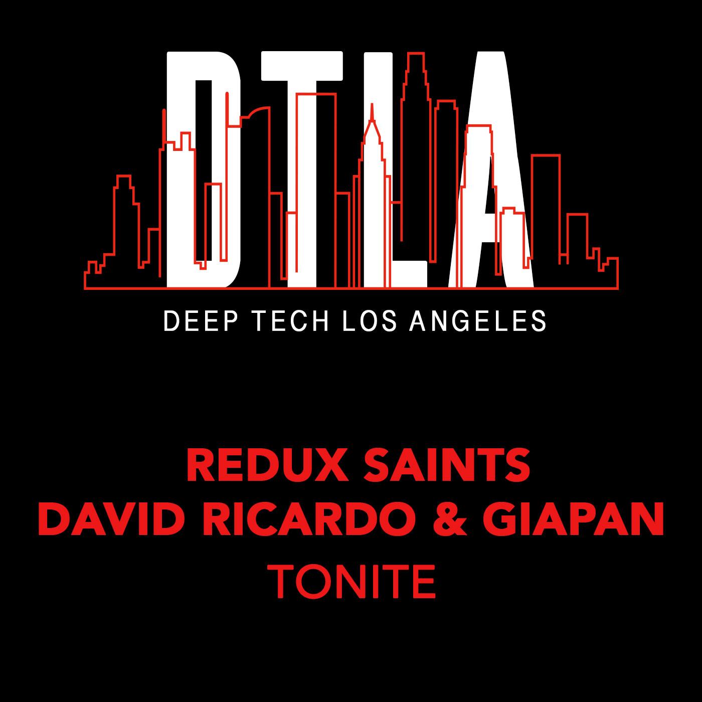 Deep Tech LA - Tonite