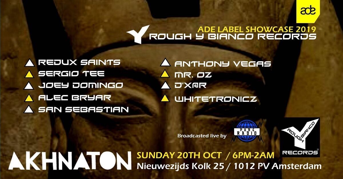 AKHINATION - SUNDAY 20TH OCT FROM 6PM - 2AM  -