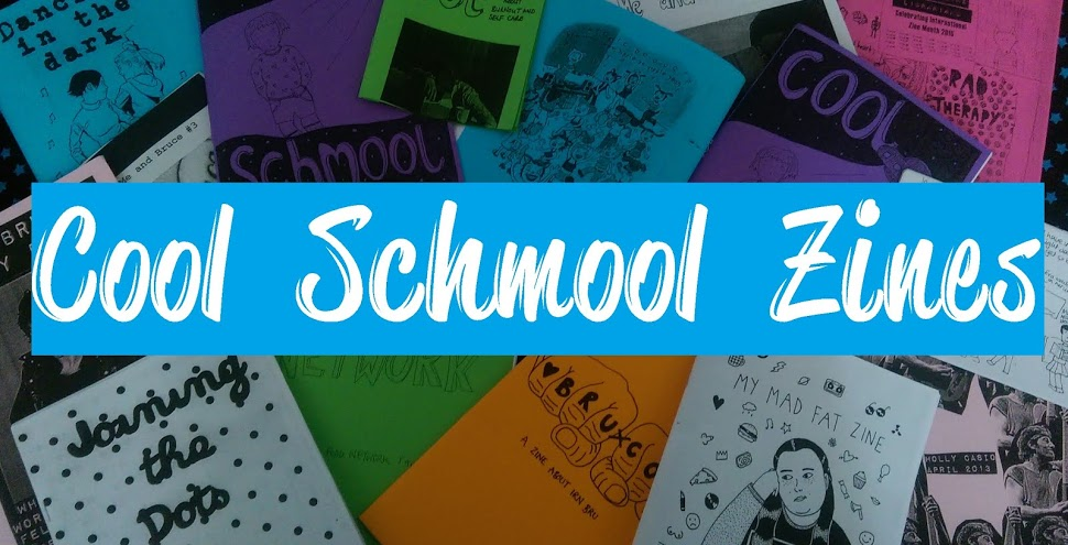 Holly Casio's Cool Schmool Zines