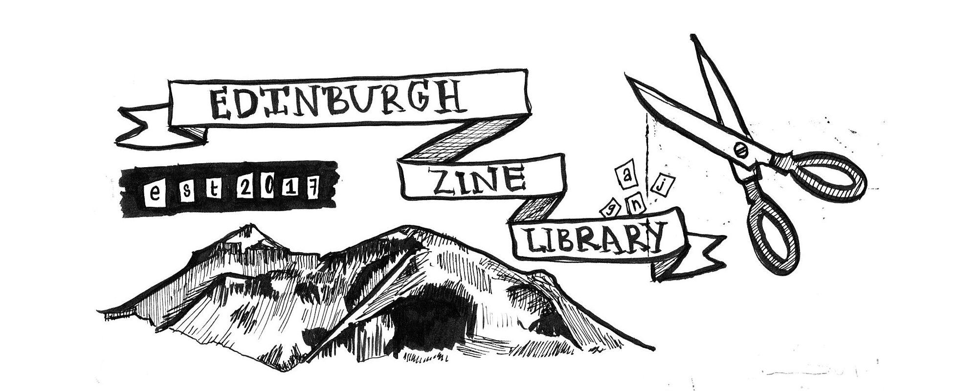 Edinburgh Zine Library.