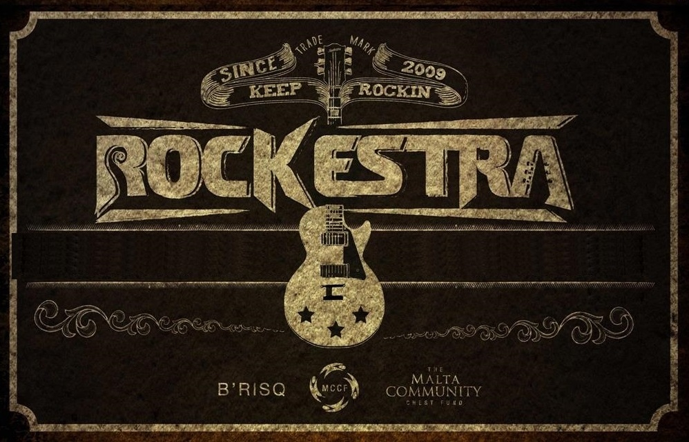 8 editions of the yearly event Rockestra