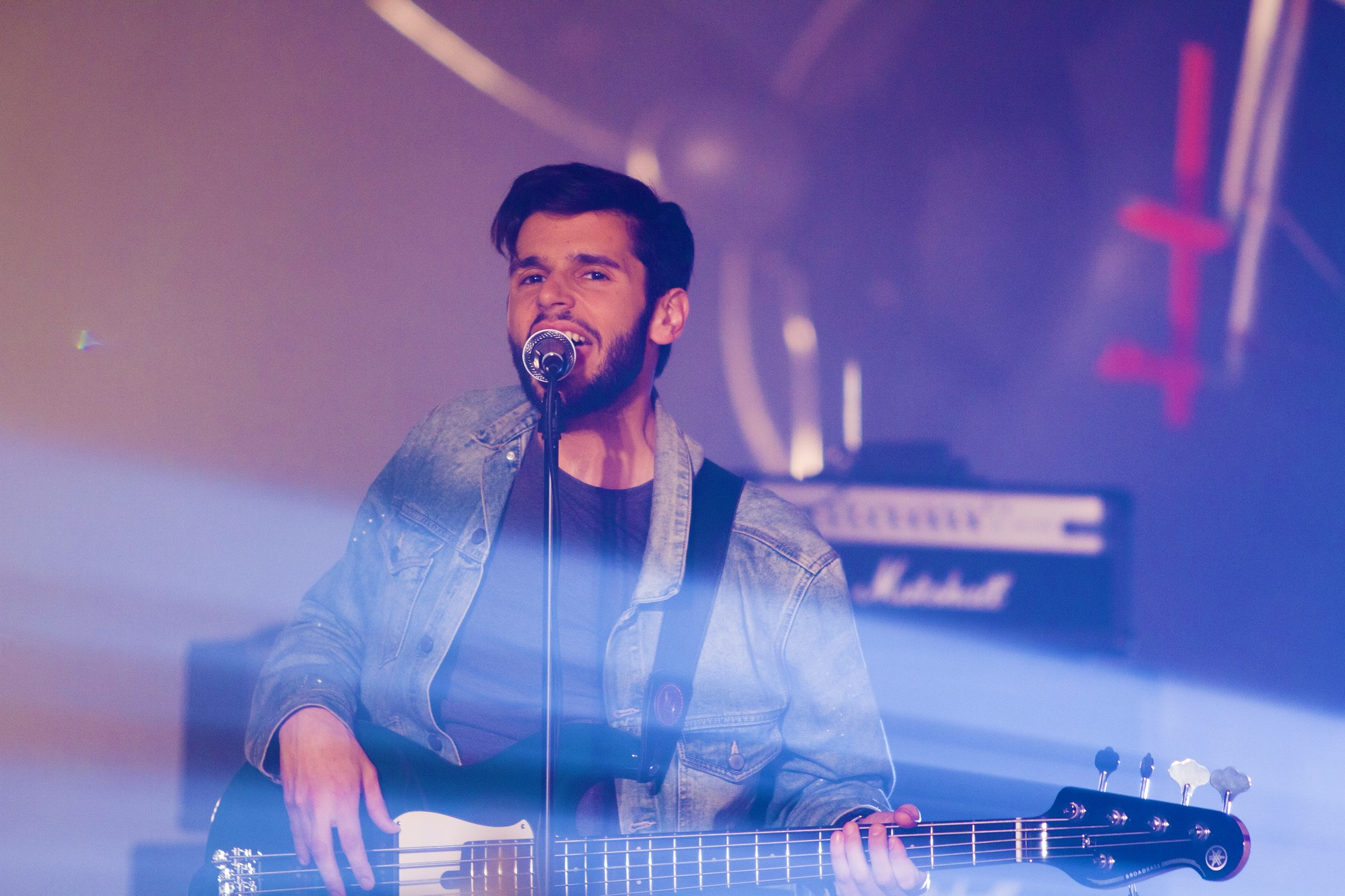 Shaun Abdilla - Bass