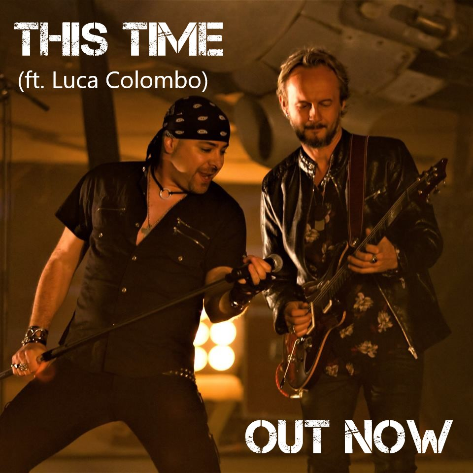 The music video for 'This Time', was filmed by the Jean Pierre Gatt and Matthew Camilleri from MediaFactory and designed with particular focus on the solo artist Kenneth Calleja, his band members, their music instruments and lighting effects. International guitarist Luca Colombo features as a special guest in this track and music video. This is his very first appearance in a locally produced music video.